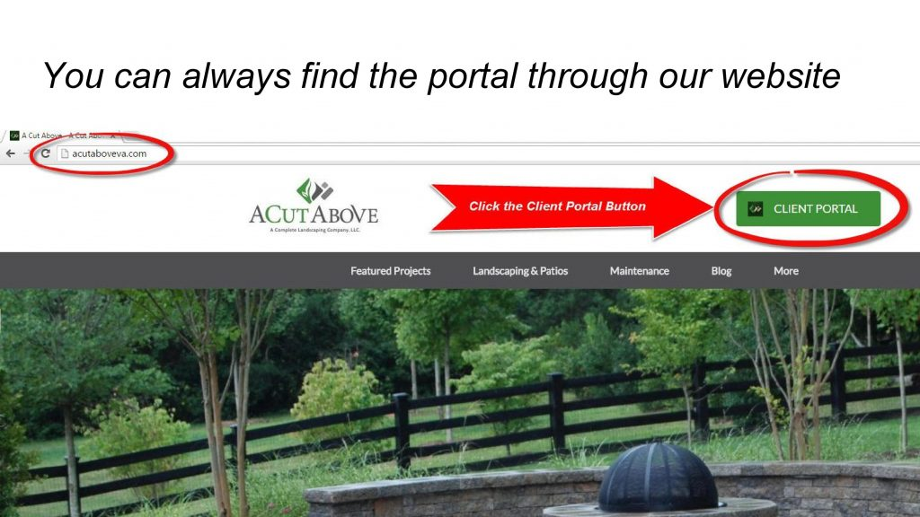 Client Portal Help