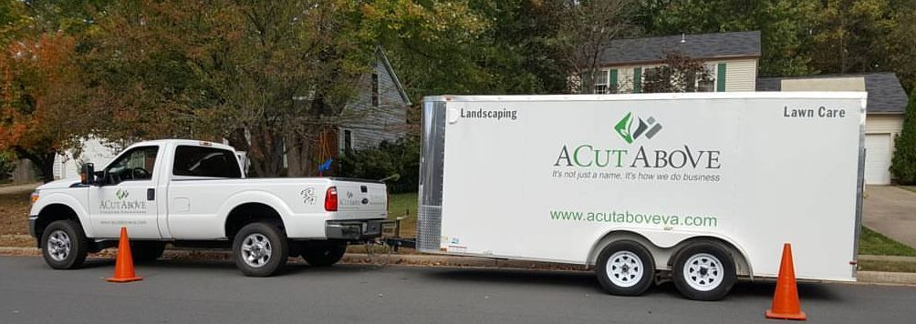 Landscaping and Lawncare - Landscaping And Lawn Maintenance - A Cut Above