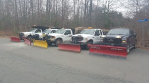 Snow Plowing for VDOT
