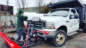 Repairing Plowing Lights